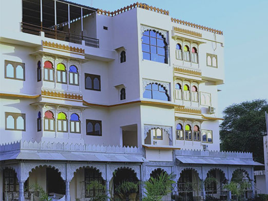 Heritage Hotel in Chittorgarh With Banquet Hall - Castle Narela